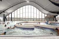 The Mantes-La-Jolie Water Sports Center on Architizer