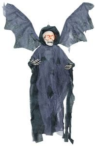 Flying Reaper with Wings Prop - 323393 | trendyhallowen.com #halloweenprops #reapers #props #halloween