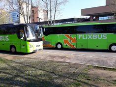 Flixbus в Европе