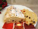 """Vánoční """"tvarohová"""" štola s tofu bez lepku, mléka a vajec recept ... French Toast, Dairy, Bread, Cheese, Breakfast, Morning Coffee, Breads, Sandwich Loaf, Morning Breakfast"""