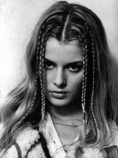 Hair Day, New Hair, Hair Inspo, Hair Inspiration, Cabelo Inspo, Nastassja Kinski, Aesthetic Hair, Dream Hair, Pretty Hairstyles