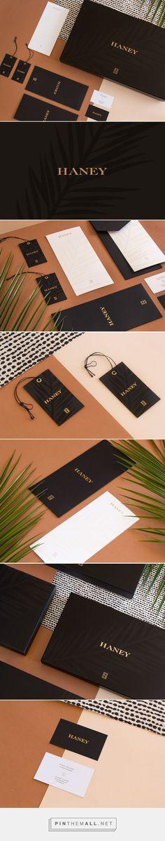 Haney Branding by Kati Forner | Fivestar Branding Agency – Design and Branding Agency & Curated Inspiration Gallery