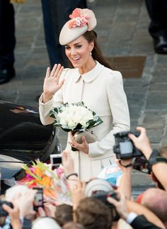 Kate Middleton in Belgium