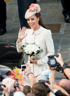 Kate Middleton in Belgium