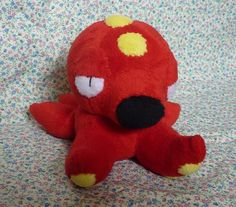 Octillery Plush by Plush-Lore.deviantart.com on @deviantART