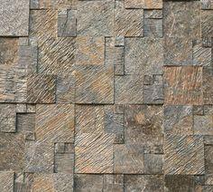 Ledgerstone Square Series | Pool Deck Tiles | Stone Mosaic Tiles | Kitchen Tiles | Bathroom Tiles