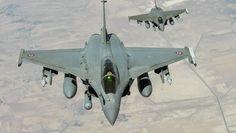 Francia bombardea al Estado Islámico en Irak