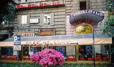Genoa cafe | Cafè de Paris a Bologna - Description, works and exhibitions - Arte ...