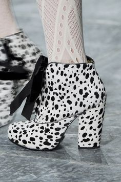 Dalmatian Shoes
