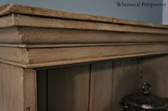 Annie Sloan Chalk Paint Color Review - Country Grey :: Hometalk