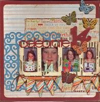 A Project by K.C.Creations from our Scrapbooking Gallery originally submitted 01/18/13 at 08:01 PM