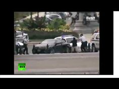 Eyewitness video: Capitol Hill police chase & gunfire caught on camera