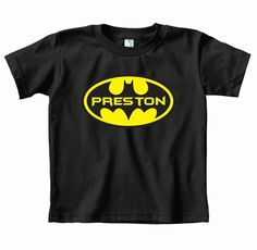 7 Kids and Us: Personalized Super Hero Shirts Review and Free Shipping Code