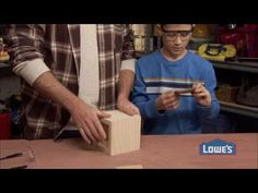 ~~~ How to Build a Box ~~~  As a cornerstone of woodworking, the box is a major component to any project