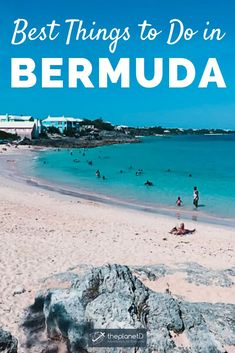 Things to Do in Bermuda | With its colonial past, restaurants, beaches and museums, there are plenty of things to see and do on the island. Here are some Bermuda travel ideas to help you plan your trip. | Blog by the Planet D #Bermuda #Travel | bermuda beaches | bermuda honeymoon | bermuda cruise | bermuda travel | bermuda islands | bermuda resorts | bermuda hotels | bermuda vacation | bermuda restaurants