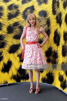 Actress Julie Depardieu attends the 'A La Vie' Photocall during the 67th Locarno Film Festival attends on August 11, 2014 in Locarno, Switzerland.