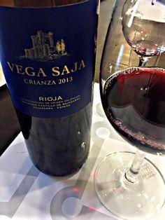 El Alma del Vino.: Bodegas Castillo de Sajazarra Vega Saja Crianza 2013.