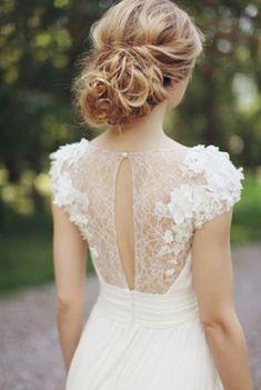Культовые спинки свадебных платьев - The-wedding.ru