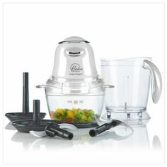 Wolfgang Puck Multi Chopper with Bowl (Choice of 4 Colors) – $29.99 Each (currently 49.90 on HSN) at ebay.com