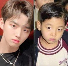 Yuto Pentagon, Pentagon Hongseok, Bias Wrecker, Childhood, Kpop, Boys, Universe, Music, Baby Boys