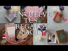 Envuelve tus regalos facil Table Decorations, Wrap Gifts