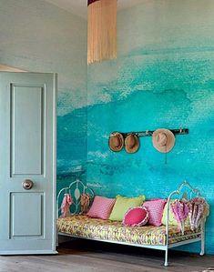 10 ideias originais para decorar as paredes