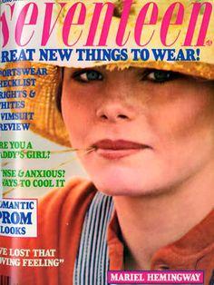 Mariel Hemingway  -  Seventeen 1977