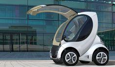 Folding car, electric too!