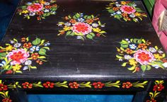 Que Chula Style Mexican Goods ABQ - Hand Painted Furniture ...