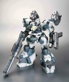 Amazon.com: Kotobukiya - Armored Core figurine Fine Scale Model Kit 1/72 Mirage C04-Atlas: Toys & Games
