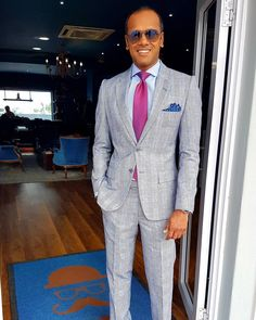 A special suit for a very special customer. Suit Jacket, Breast, Suits, Jackets, Fashion, Down Jackets, Moda, Fashion Styles, Suit