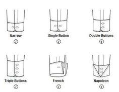 fashion technical drawings cuff - Google Search
