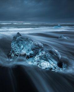 Diamond Beach Iceland, Champs, Destinations, Travel Abroad, Sunny Days, Black Sand, Sand Beach, Photos, Bring It On