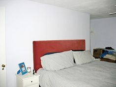 Home Makeover Ideas - Before and After Home Makeovers - Country Living _ BEFORE MASTER BEDROOM #1