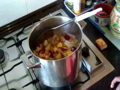 Koken met Tante Tuut - Pruimen Confituur