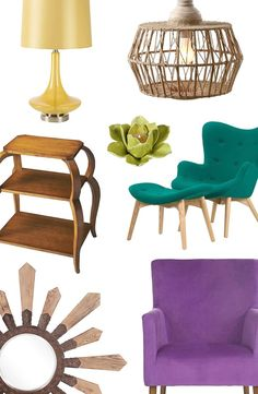 Bohemian Furniture & Décor | Up to 70% Off at dotandbo.com