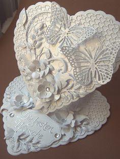 Ullis Bastelwerkstatt: Ganz in weiß - All in White