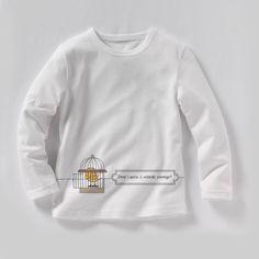 camiseta 0-4 años