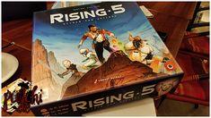 kurzes Spiel-Review zu Rising 5