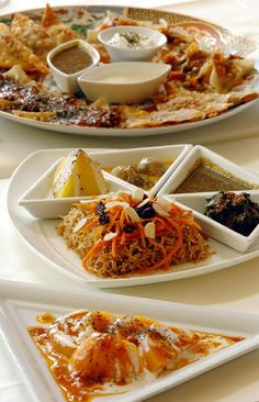 Afghani Cuisine... supposedly some of the hottest. Would love to try this food in Afghanistan itself