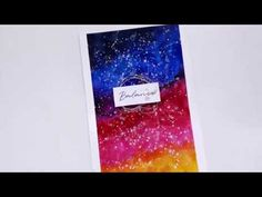 Balance - Watercolour Galaxy painting - YouTube Watercolor Galaxy, Galaxy Painting, Watercolour, People Art, My Arts, Youtube, Pen And Wash, Watercolor Painting, Watercolor