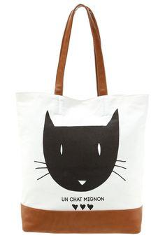 shopper bag cat torba shopperka z kotem