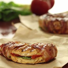 This is one way to guarantee bacon in every bite. Step up your sandwich game with this delicious Grilled BLT Bagel.