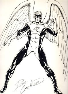 * Angel by Dave Cockrum More X-Men @ http://groups.yahoo.com/group/Dawn_and_X_Women & http://groups.google.com/group/Comics-Strips & http://groups.yahoo.com/group/ComicsStrips &  http://www.facebook.com/ComicsFantasy & http://www.facebook.com/groups/ArtandStuff