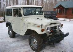 1970 FJ40