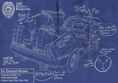 time travel machine blueprints - Google Search