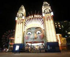 Image result for luna park sydney