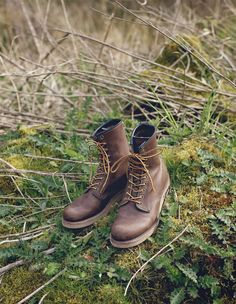 """""""This model has only been available in Japan but both the Red Wing Amsterdam and Berlin stores were able to get their hands on a few pairs."""""""
