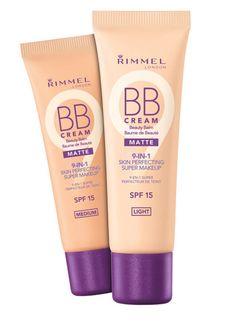Rimmel BB Cream Matte €9.29 Pic: rimmellondon.com