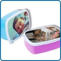 Brotdose; Lunch-Box; Jausenbox mit persönlichem Foto gestaltet bei Lukas Erhart Dog Food Recipes, Pets
